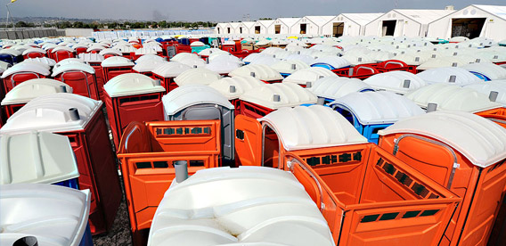 Champion Portable Toilets in Pomona,  CA